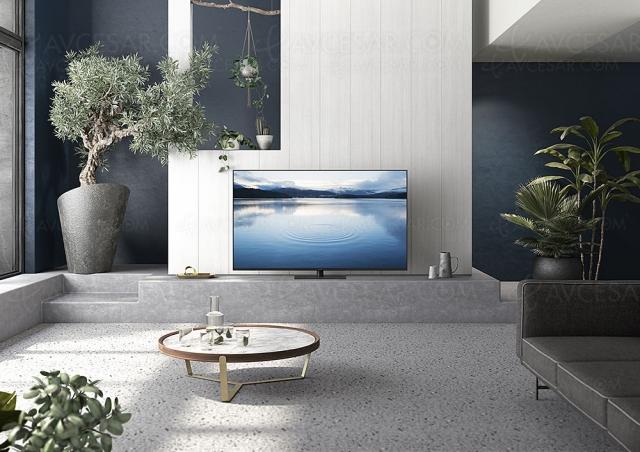 TV LED Ultra HD 4K Panasonic JX940 : 49'', 50'', 58'' et 65