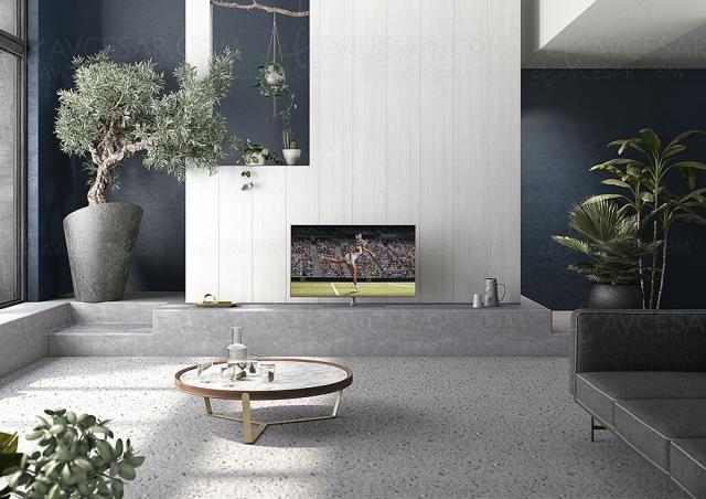 TV LED Ultra HD 4K Panasonic JX970 : 49'' et 55