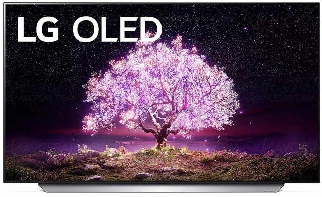 Bon plan TV Oled Ultra HD 4K LG OLED48C1 : ‑200 € de remise immédiate