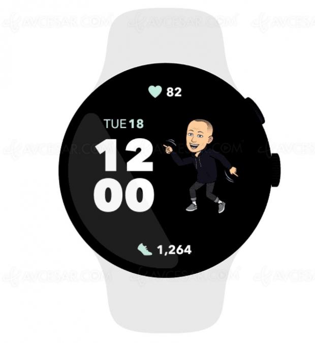 Samsung et Google repensent Wear OS pour montres connectées