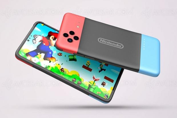 Et si Nintendo fabriquait un smartphone ?