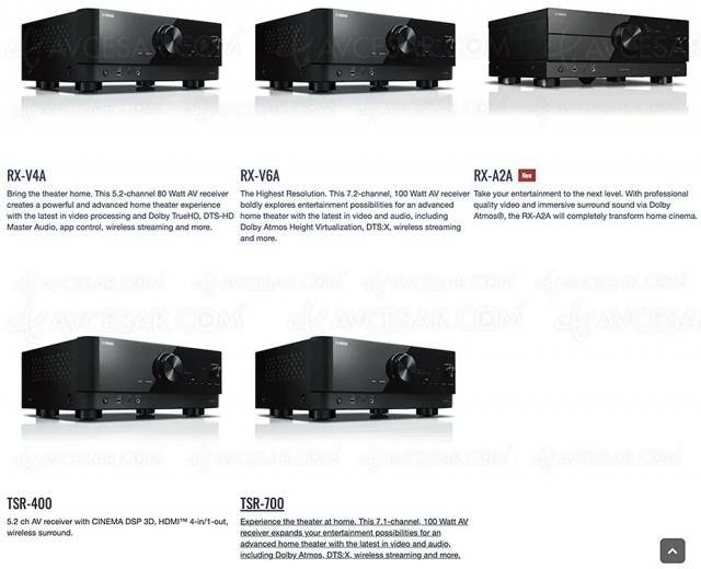 Yamaha dévoile sa solution pour le bug HDMI 2.1 de ses amplis audio‑vidéo 2020