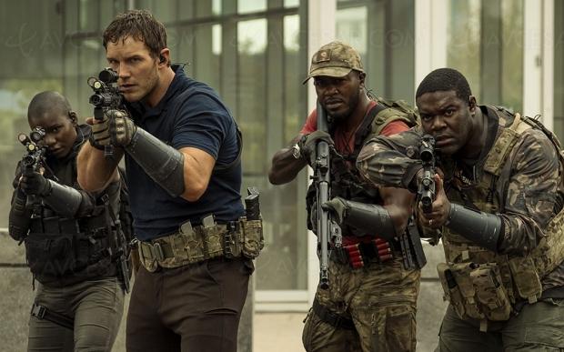 The Tomorrow War : le blockbuster avec Chris Pratt sur Amazon le 2 juillet