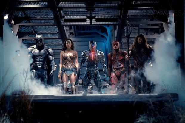 Test 4K Ultra HD Zack Snyder's Justice League, en ligne