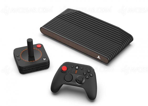 Atari VCS « console/PC », elle arrive enfin