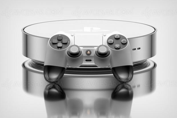Et si la PlayStation 5 était ronde ? (bis)