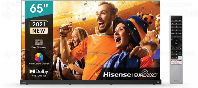 TV Oled Ultra HD 4K Hisense A9G, 55