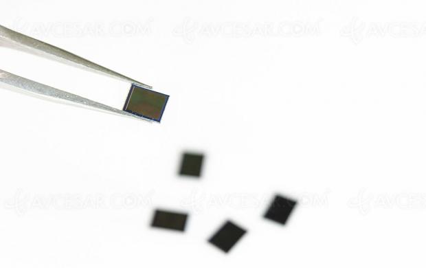 Record de taille de pixel pour le nouveau capteur 50 Mpxls de Samsung