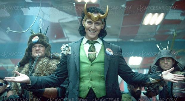 Record d'audience pour Loki de Marvel sur Disney+