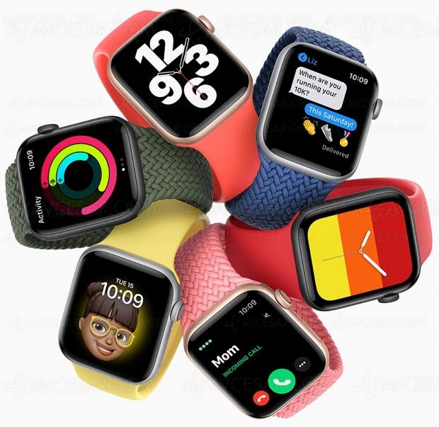 Grosses améliorations prévues sur Apple Watch, mais pas cette année