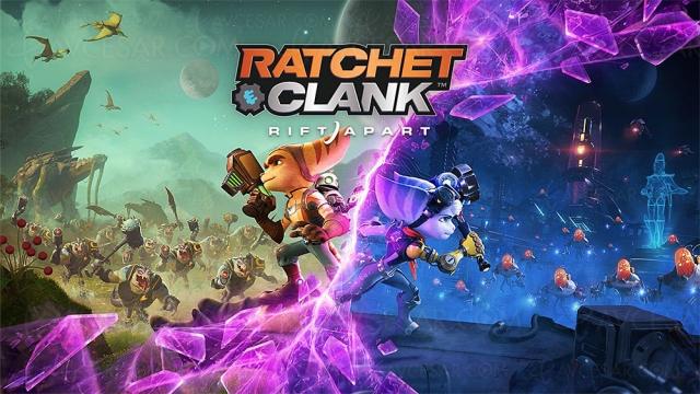 Ratchet & Clank : Rift Apart en HDR sur PS5, que la nouvelle génération commence !