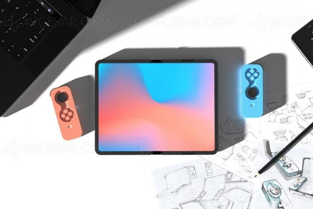Et si la Nintendo Switch était une tablette ?