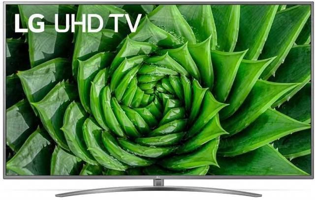 Bon plan TV LED Ultra HD 4K LG 75UN8100 à 899 €, soit 35,7% ou 500 € d'économie