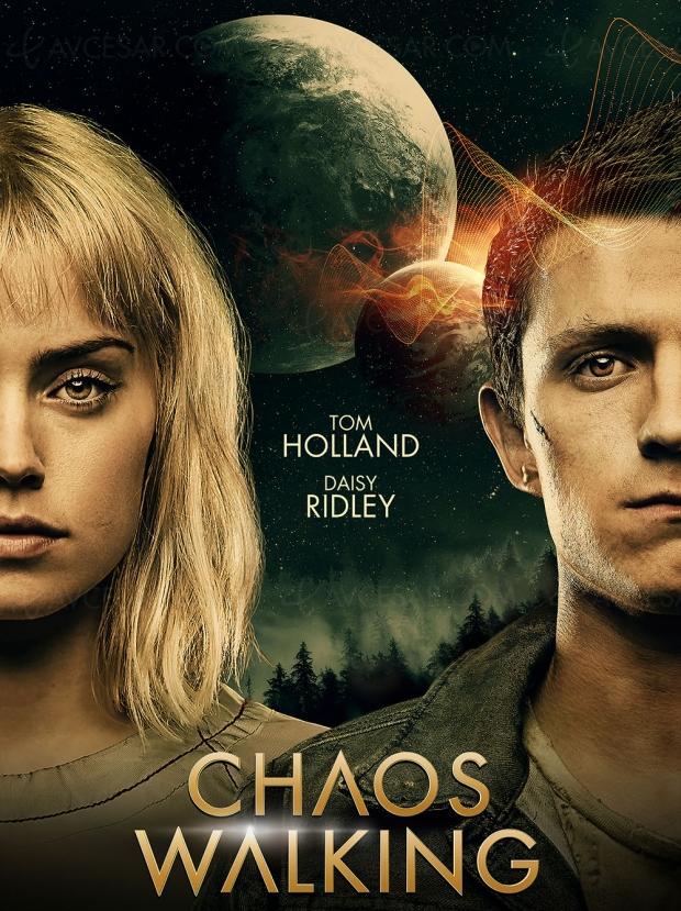 Chaos Walking : la dystopie SF de Doug Liman en 4K Ultra Dolby Atmos le 1er septembre