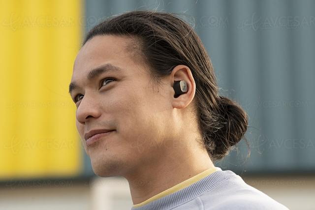 Sennheiser CX, nouveaux écouteurs True Wireless