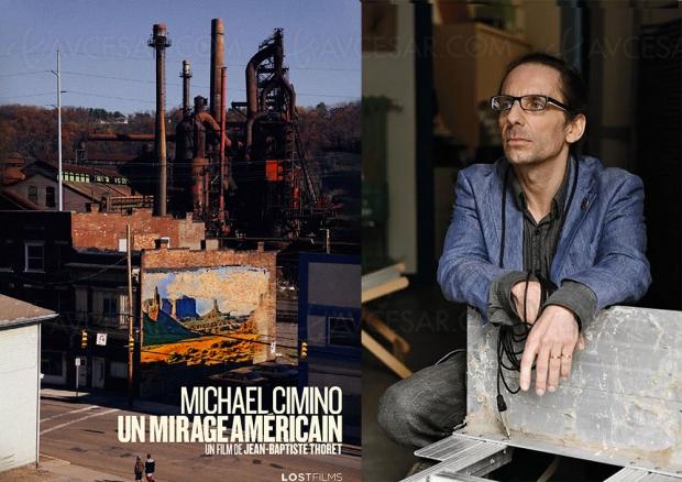 Michael Cimino, un mirage américain de J-B Thoret : à la poursuite d'une Amérique qui n'existe pas