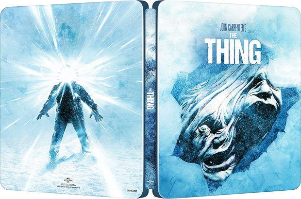 The Thing 4K Ultra HD Steelbook, le mystère glacé de John Carpenter