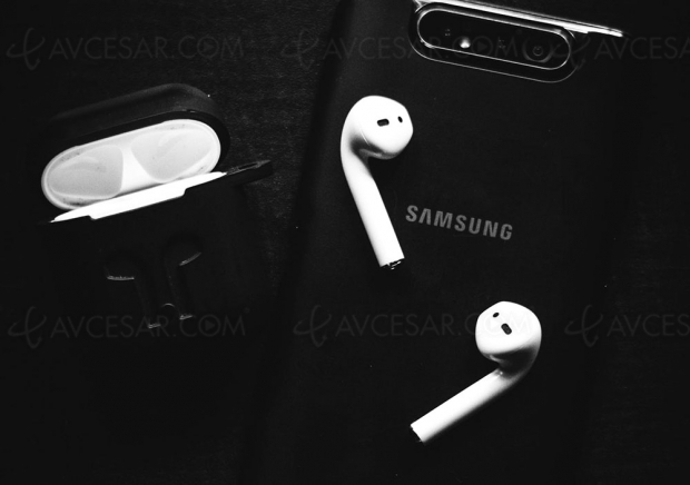 Événement Samsung Unpacked le 11 août