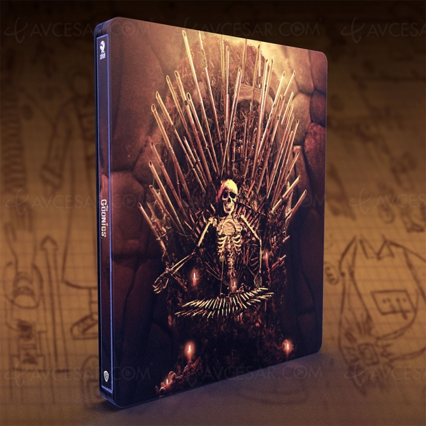 Richard Donner est mort mais son film Les Goonies revient en 4K Ultra HD