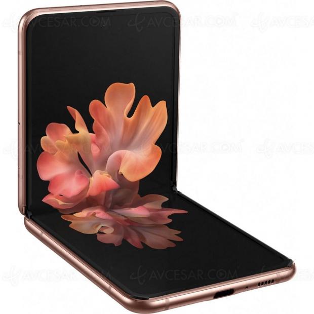 Un troisième smartphone Samsung pliable à bas prix, Galaxy Z Flip 3 Lite, dévoilé en août ?