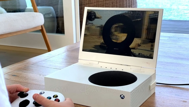 La Xbox Series S devient « portable »