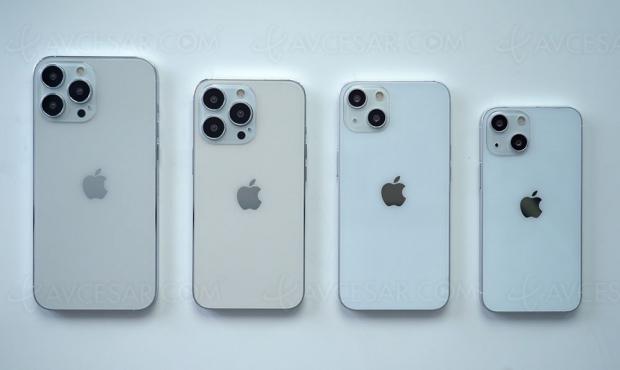 iPhone 13, aperçu vidéo avant la sortie
