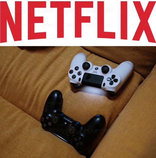 Jeux vidéo sur Netflix dès 2022 ?