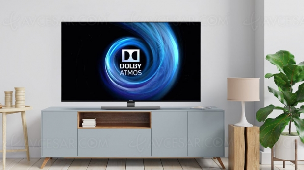 Dolby Atmos arrive sur les TV premier prix