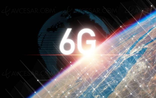 6G : développement en cours