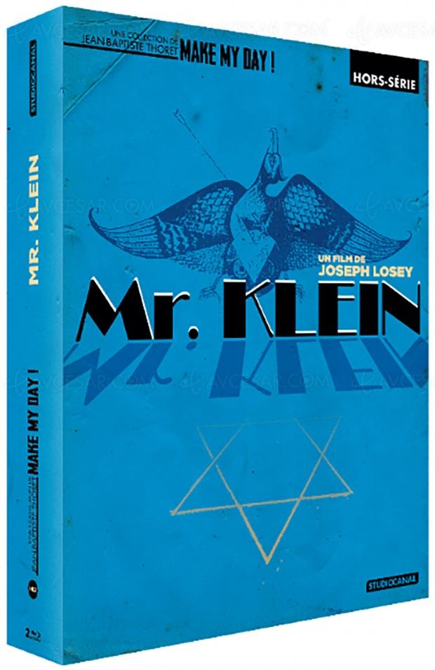 Mr Klein avec Alain Delon restauré en 4K pour son 45e anniversaire