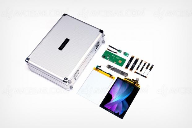 Kit Royole : créez votre propre gadget à écran flexible