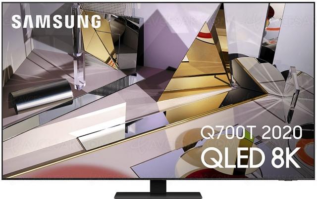 Soldes été 21 > TV QLED 8K Samsung QE55Q700T à 1 390 €, meilleur prix jamais vu