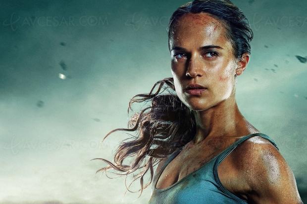 Tomb Raider 2 : Alicia Vikander au taquet, et vous ?
