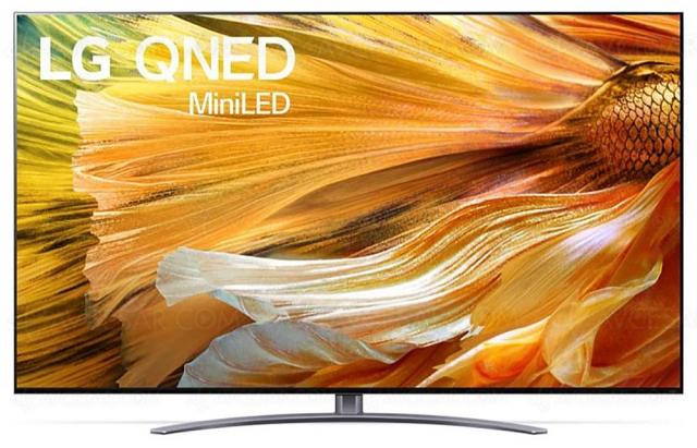 TV Ultra HD 4K Mini LED LG QNED91 : mise à jour prix indicatifs et spécifications