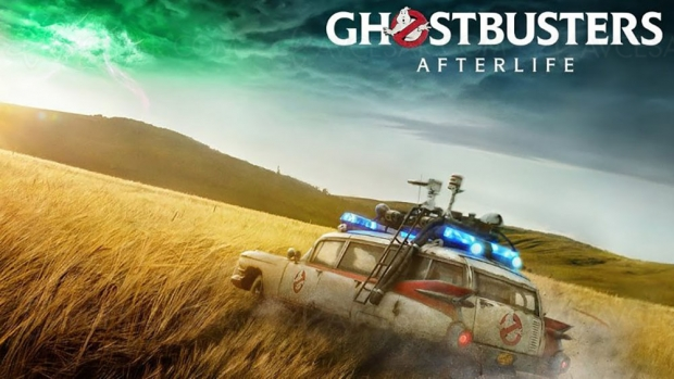Nouvelle bande-annonce Ghosbusters : Afterlife