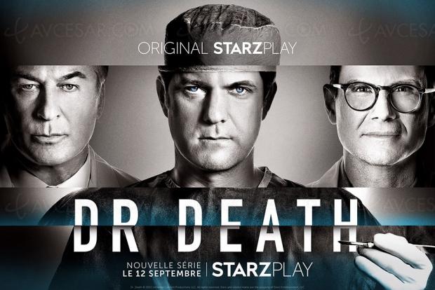 Joshua Jackson est Dr Death, sur Starzplay le 12 septembre