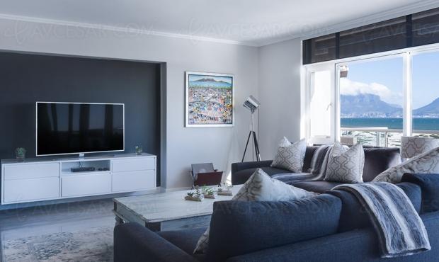Smart TV, 51% des foyers mondiaux équipés en 2026