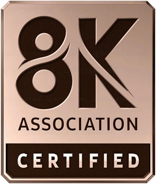 8K Association : plus de 70 TV certifiés