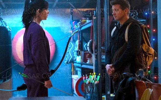 Hawkeye : prochaine série Marvel en novembre sur Disney+