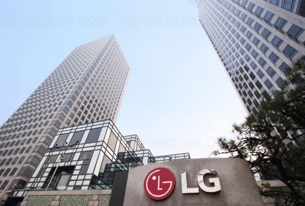 Second trimestre 2021 record pour LG, merci les TV Oled !