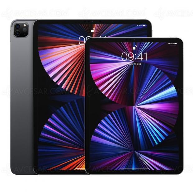 iPad toujours le boss du marché tablette au second trimestre 2021