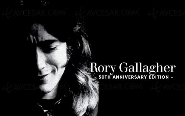 Une réédition Deluxe pour les 50 ans du premier album de Rory Gallagher