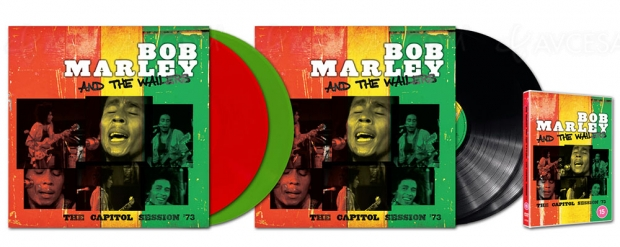 En studio avec Bob Marley & The Wailers en 1973, à découvrir en DVD et vinyle