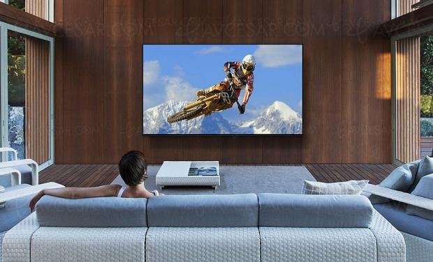 Super bon plan à saisir, TV Ultra HD 8K Sony KD‑85ZG9 à 7 499 €, soit ‑56% de remise