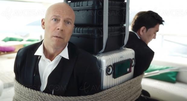Deepfake de Bruce Willis dans une pub russe (vidéo)