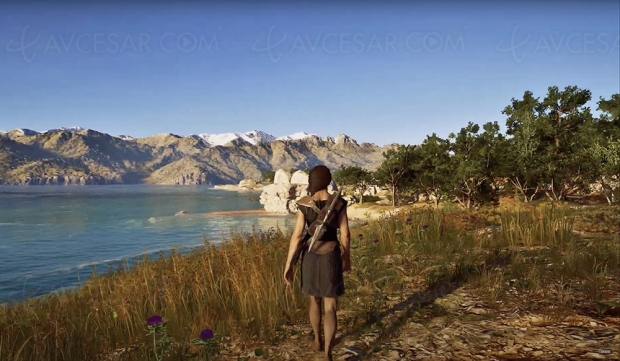 Assassins Creed : Odyssey en Ultra HD 8K, une tuerie (vidéo)