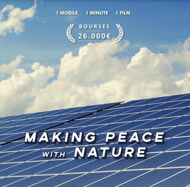 Mobile Film Festival : une minute pour faire la paix avec la nature
