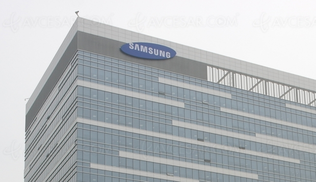 Plus de 7 000 brevets pour Samsung cette année