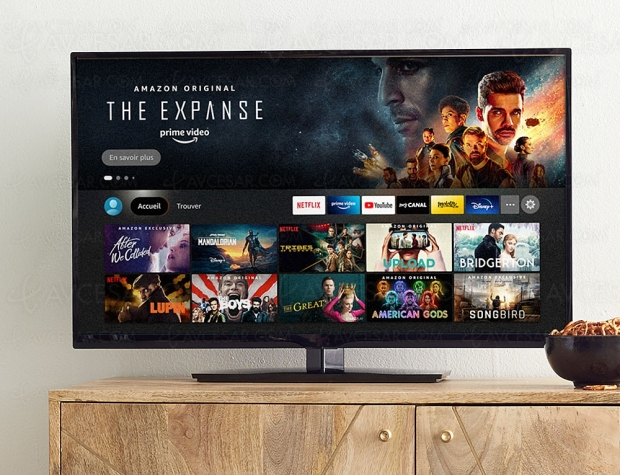 Téléviseurs Amazon en octobre ?