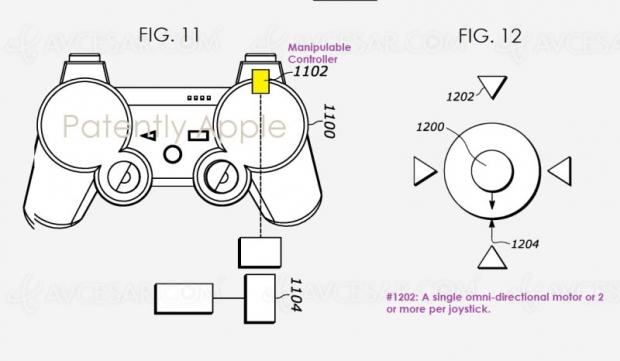 Joypad à retour de force pour la PlayStation 5 ?